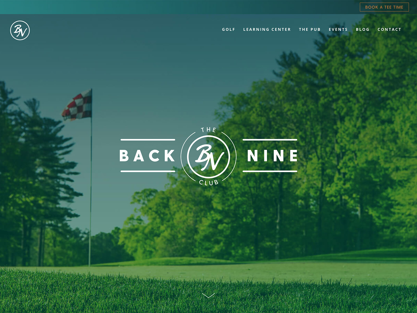 The Back Nine Club